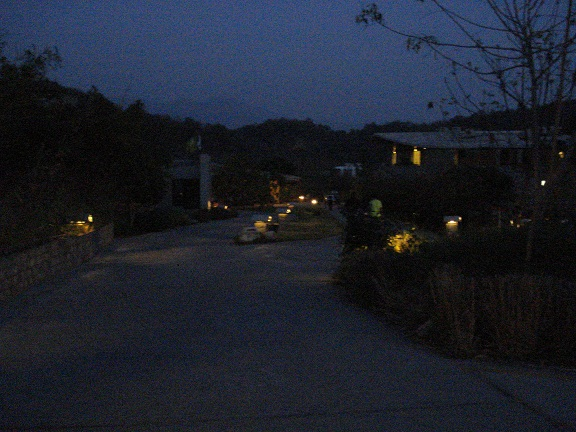 Night at Corbett Resort