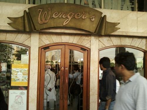 wengers bakery