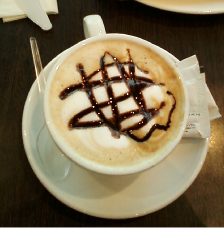 coffee at delhi airport 1d