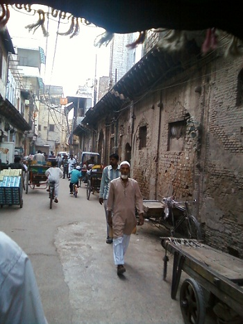 gali old delhi