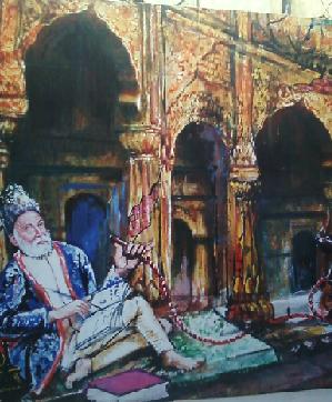 ghalib memorial