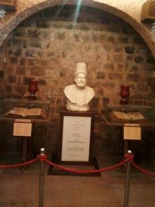 mirza ghalib memorial