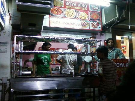 soy king delhi