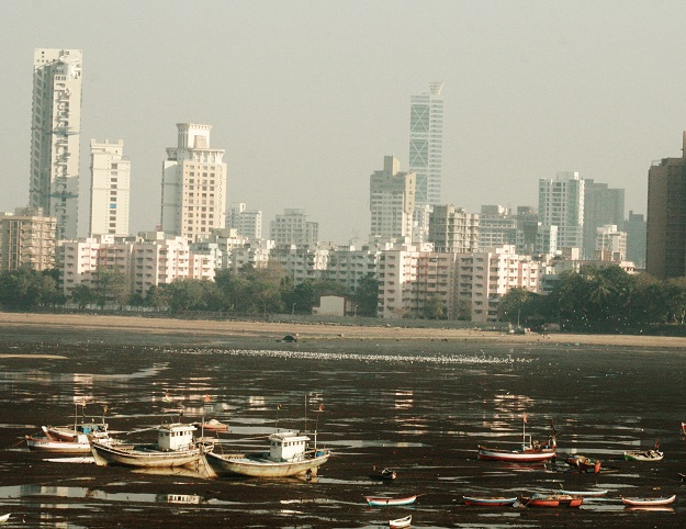 highrises worli village