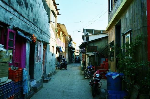 worli village
