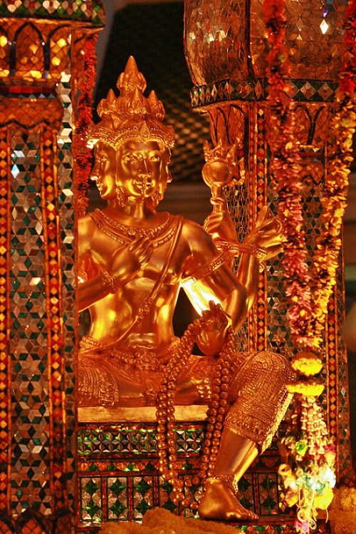 bangkok city buddha
