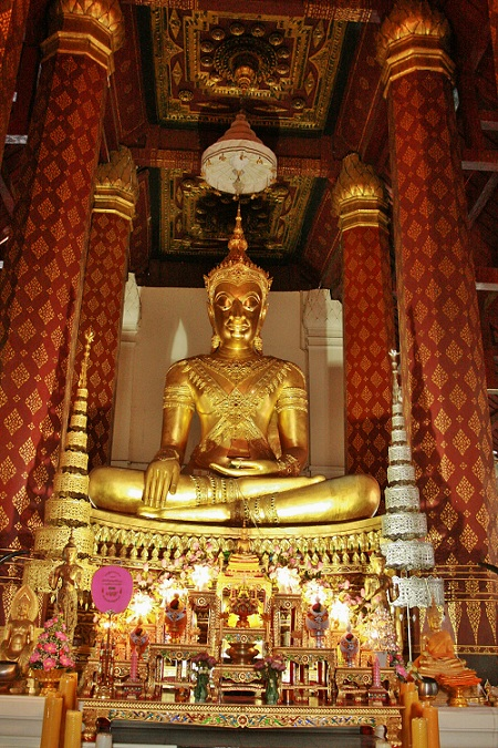 buddha Ayutthaya