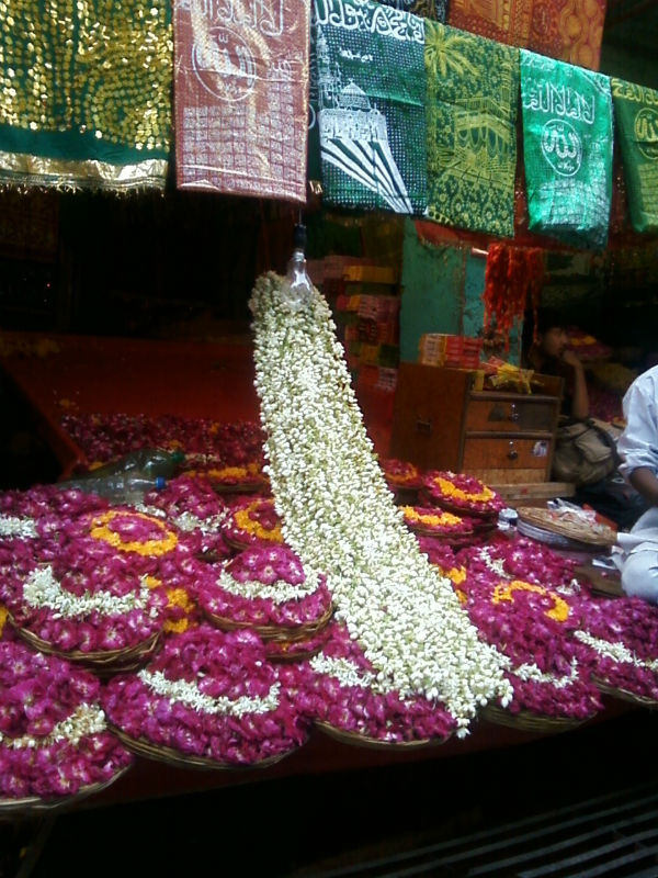 ajmer sharif dargah flowers