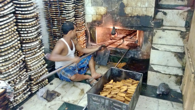bakery in old delhi