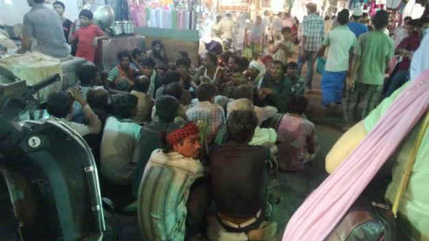 beggars old delhi