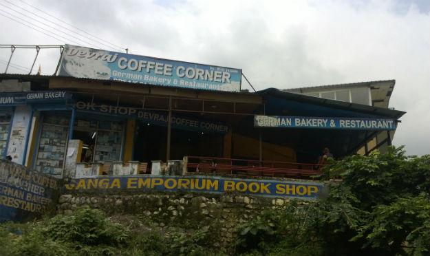 devraj coffee corner rishikesh