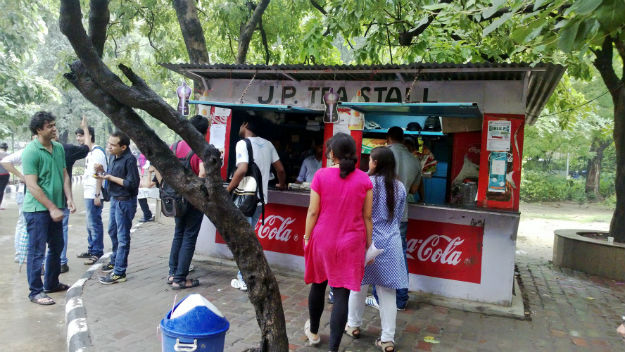 jp tea stall d school