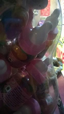 milk bottle candies