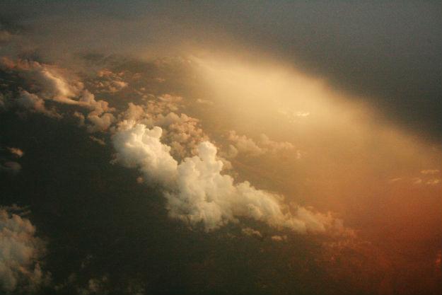 monsoon sky india