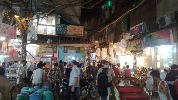 old delhi markets