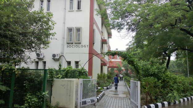 sociology department, delhi school of economics