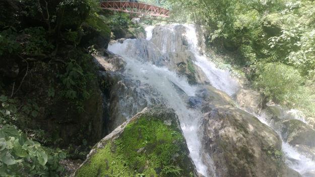 waterfall india