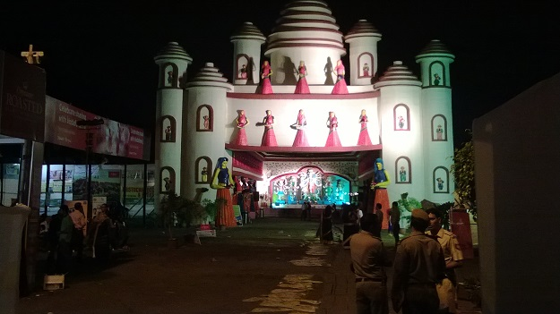 pujo at cr park