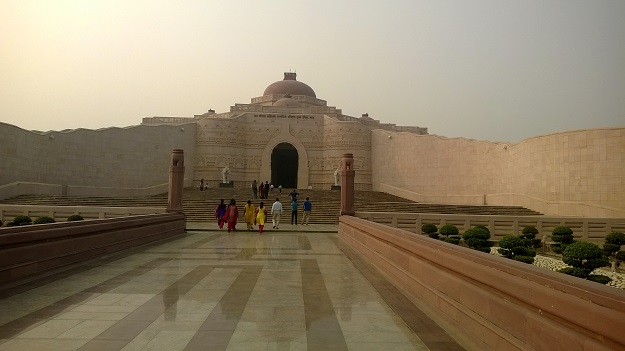 ambedkar memorial lucknow