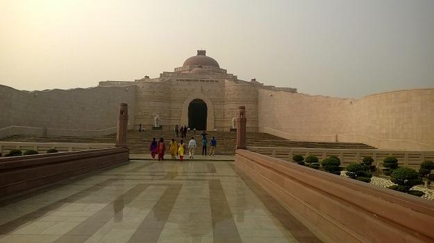 ambedkar memorial lucknow