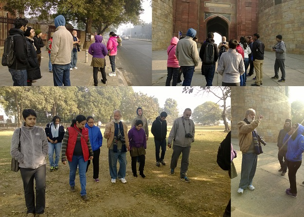 Delhi Heritage Walks with Sohail Hashmi