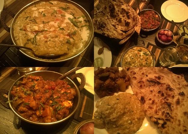 indus flavour restaurant kingsway camp