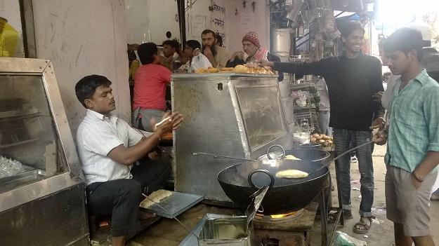 durga sweets corner old delhi