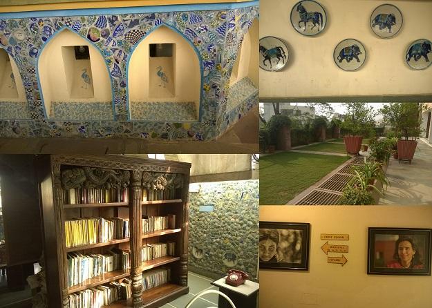 Jaipur inn hotel bani park