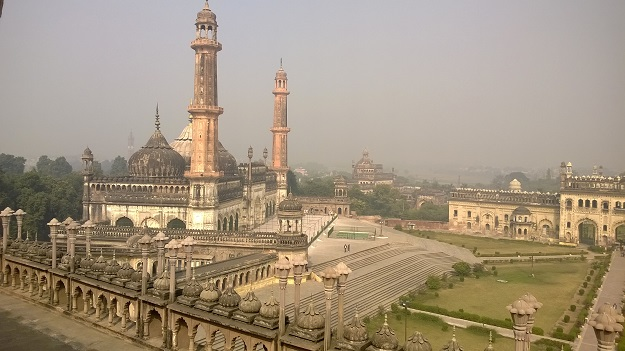 bara imambara photo lucknow