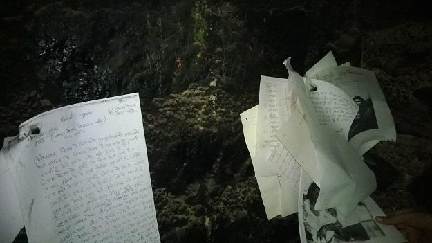 letters to djinns feroz shah kotla