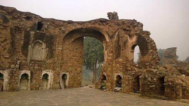 masjid feroz shah kotla