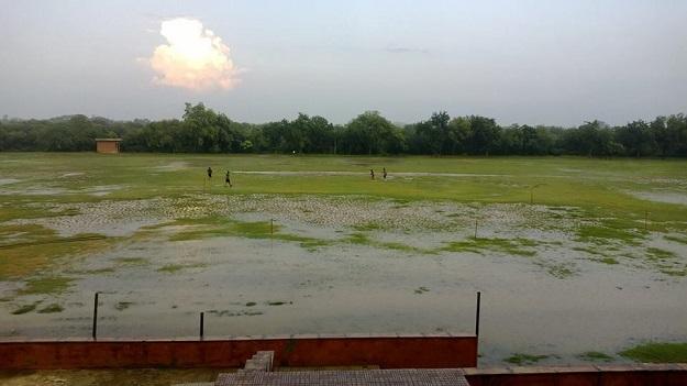 monsoons in jnu