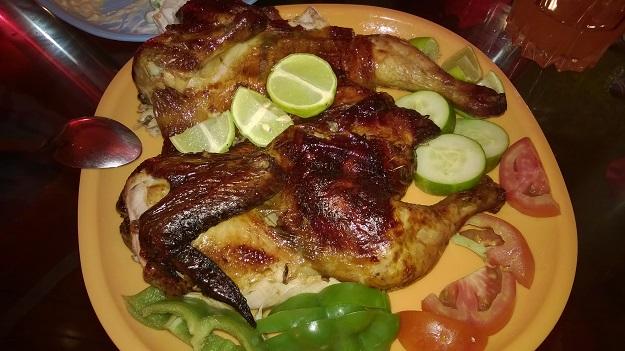 arab roast chicken delhi