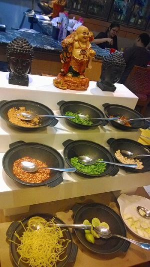 asia seven restaurant gurgaon