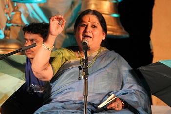 shubha mudgal bhakti sangeet