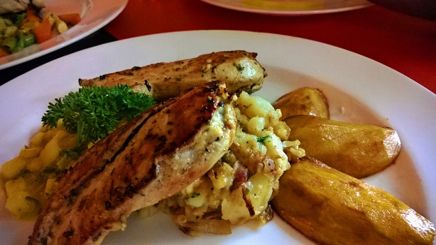 pan roasted chicken lodi restaurant