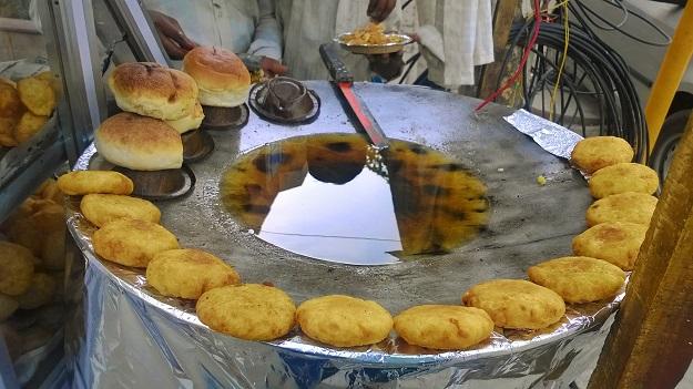 delhi burger tikki wala