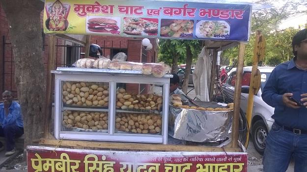 tikkiwala delhi