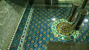 table at shraman hotel ashok