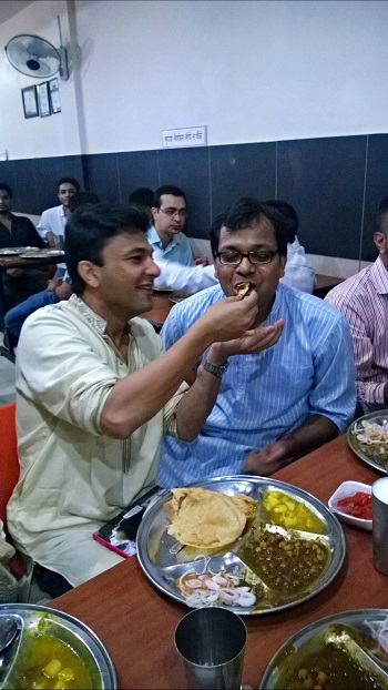 vikas khanna the young bigmouth