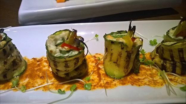 zucchini rolls cafe torque