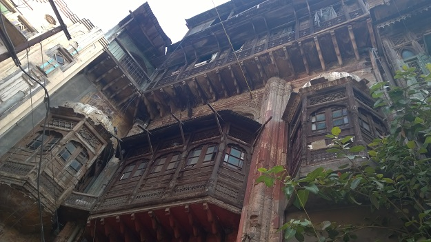 Qila Ahluwalia heritage walk