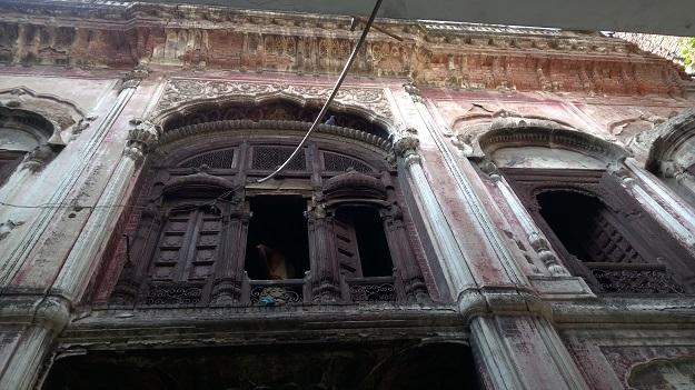 Thakurdwara Darianamal Temple old amritsar