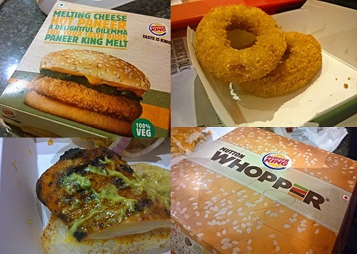 burger king select city walk delhi