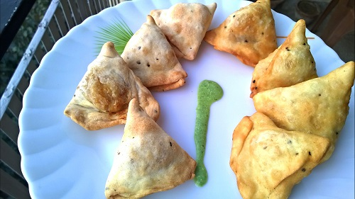 philips air fryer samosa