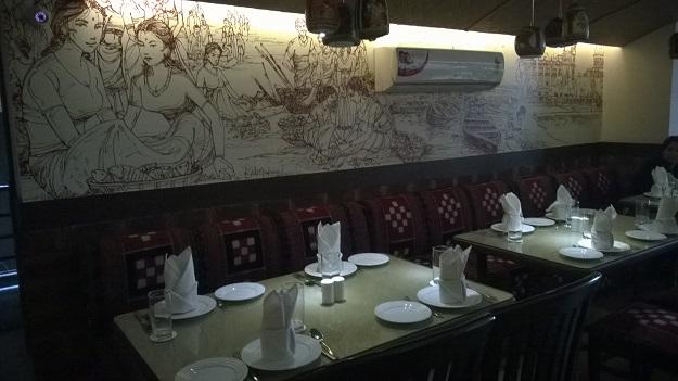 mandaa odia restaurant delhi