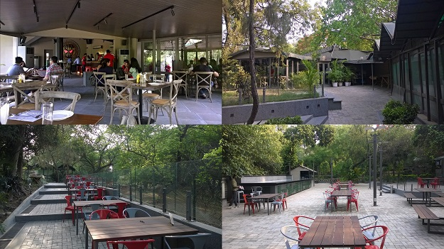 the project restaurant hauz khas