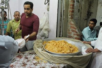 shereen bhawan ramzan old delhi