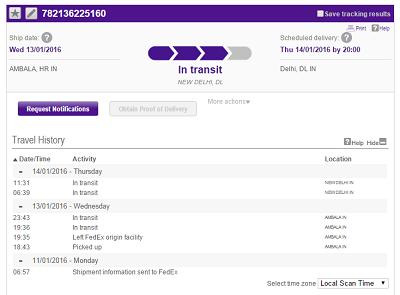 letsshave shipment