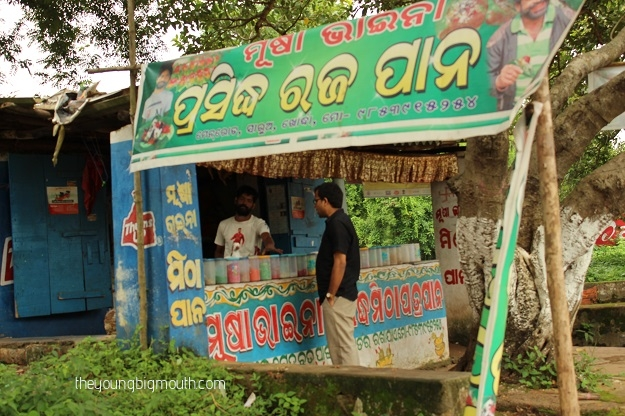 paan shop odisha
